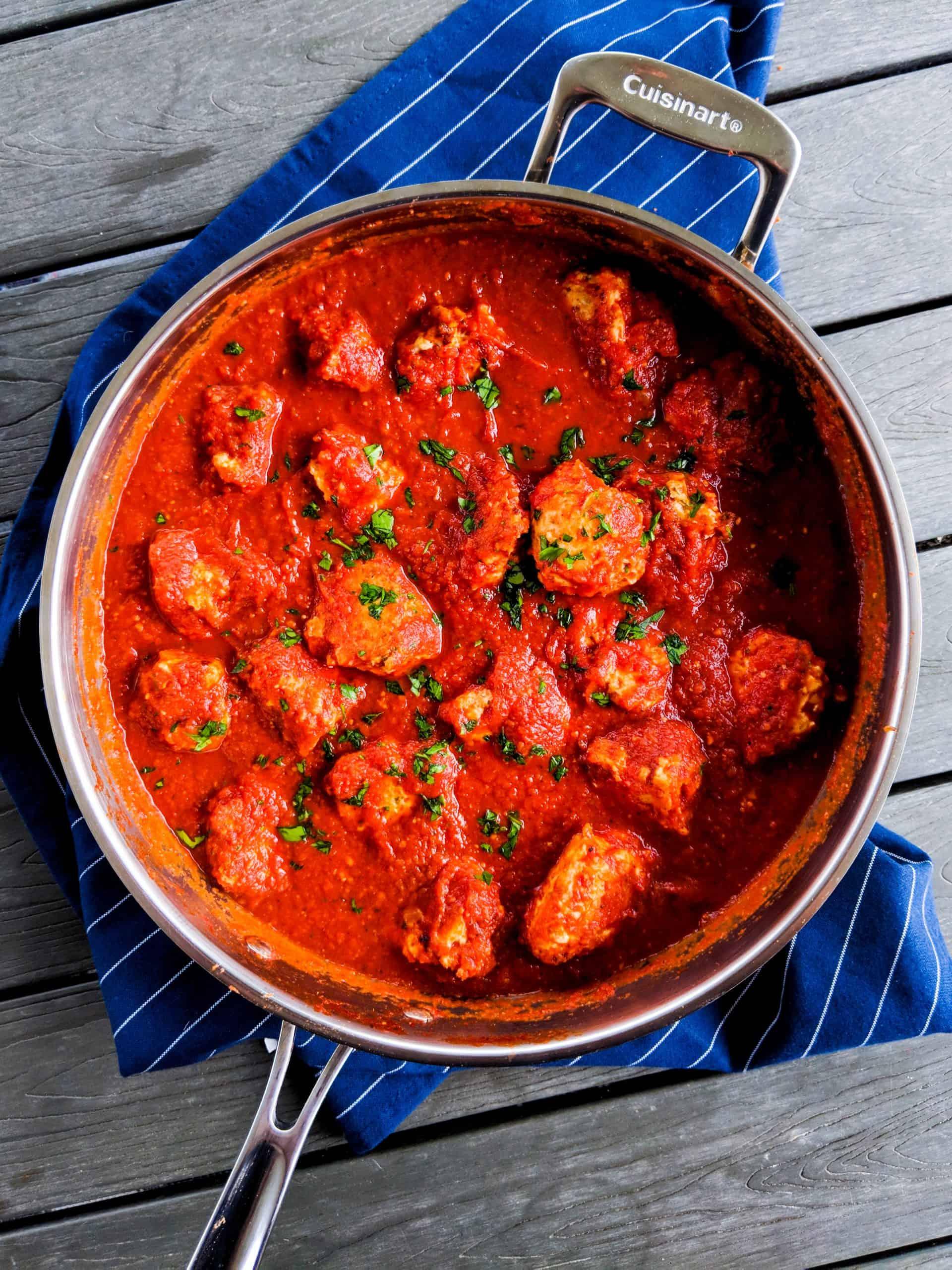 Dwardcooks Italian Turkey Meatballs Weight Watchers