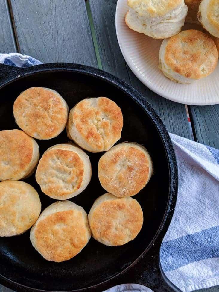 DwardCooks Lightened Up Biscuits