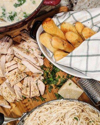 Olive Garden Feast