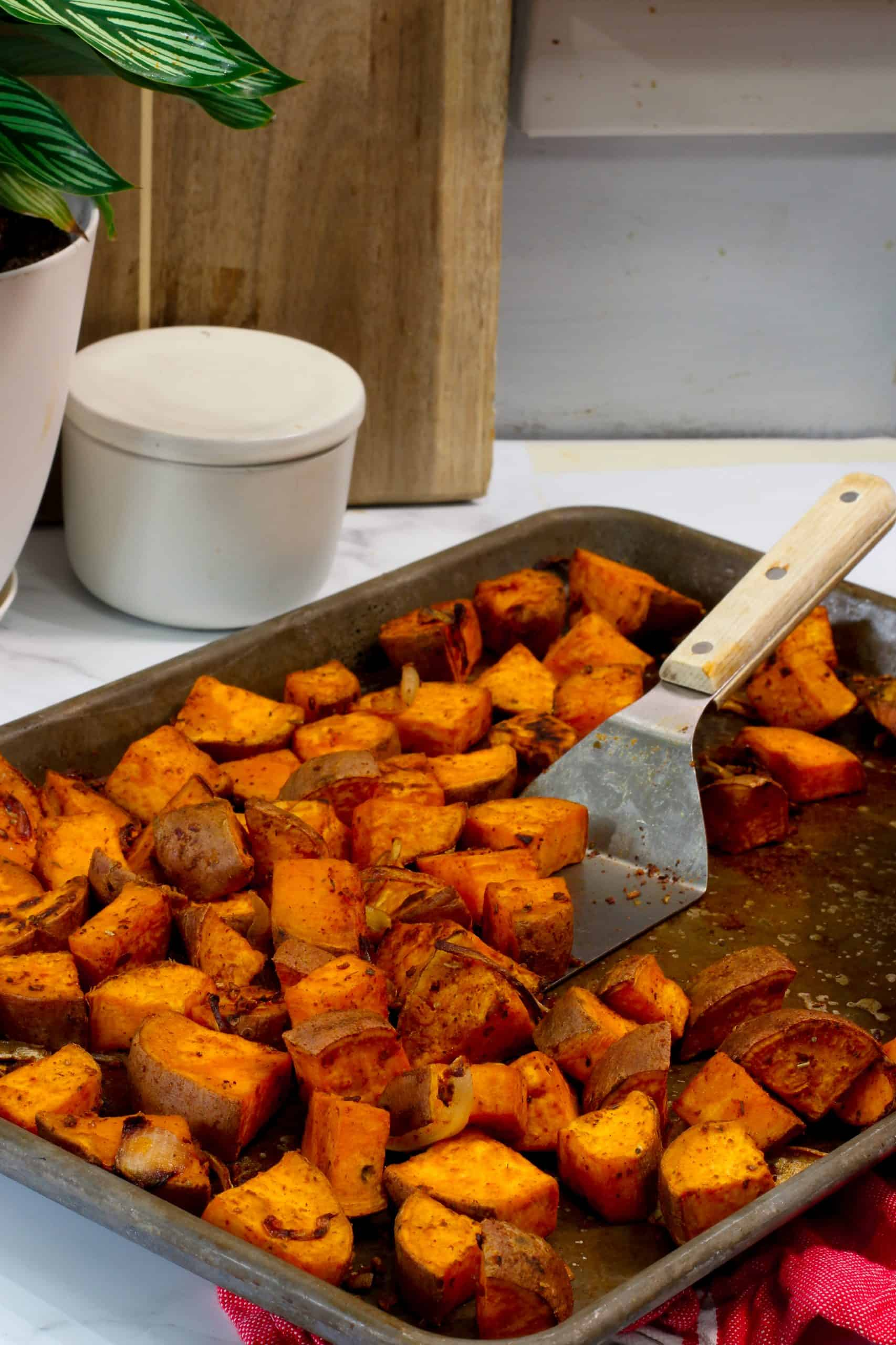 Oven Roasted Sweet Potatoes Whole30